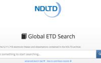 محرك بحث Global ETD Search اكثر من 4 ملايين دراسة PDF.
