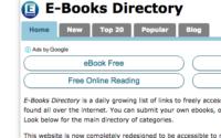 E-Books Directory لتحميل الكتب مجانا