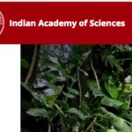 قاعدة الدراسات Indian Academy of Sciences للتحميل المجاني PDF