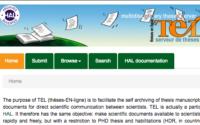 قاعدة TEL المذكرات لكل التخصصات بتحميل مجاني بصغة pdf