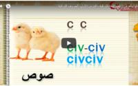 تعلم اللغة التركية : الحروف في اللغة التركية -1-
