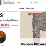 مكتبة Gallica أربعة مليون كتاب مجاني للتحميل PDF