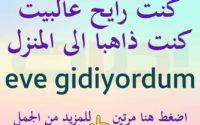 كورس: جمل مهمة لتعلم اللغة التركية للمبتدئين